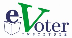 e-Voter Institute Logo